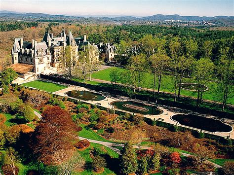 biltmore house travel thru history house biltmore estate aerial view 01 travel thru history
