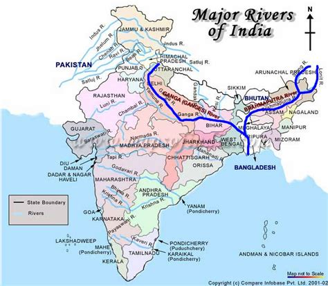 ganges river map river serie 2014
