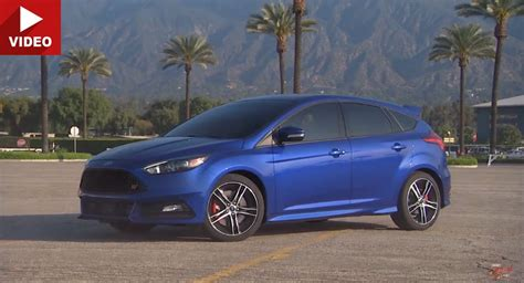 ford focus commercial girl 2016 jkl s guillermo has a tough time in the 2015 ford focus st
