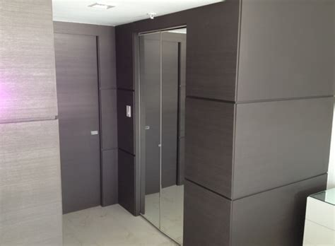 modern paneling contemporary wall systems paneling dayoris doors yacht club at portofino wall paneling