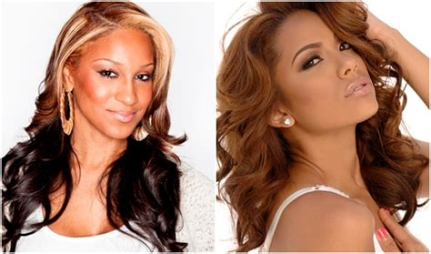 erica mena hairstyles erica mena with short hair hairstylegalleries com