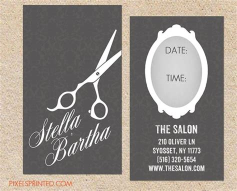 Hairstylist Quotes For Business Cards