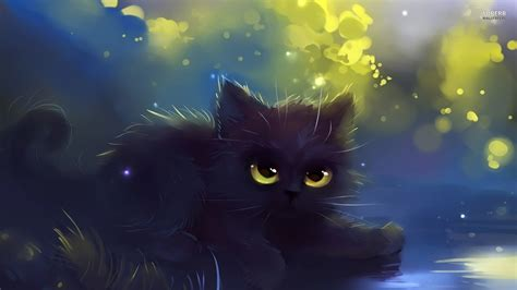 anime kitten hd wallpaper 18636 baltana anime demon cat google search kawaii pinterest