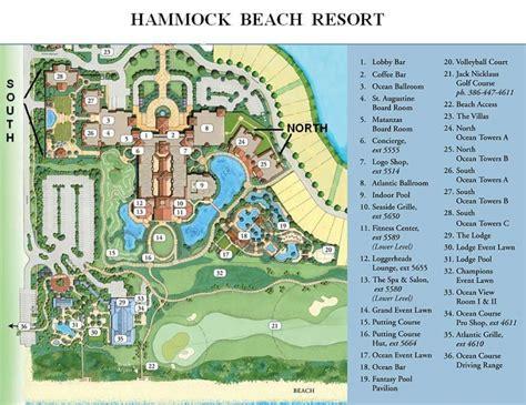 hammock resort map hammock club condos towers cinnamon