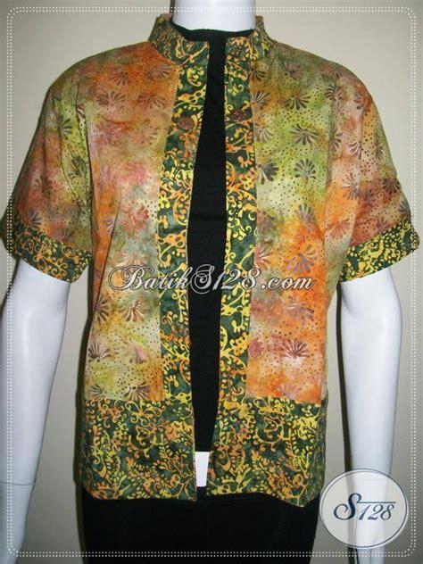 Blazer Batik Bolak Balik jual blazer batik bolak balik blazer batik untuk busana
