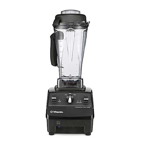 Blender Turbo vitamix 174 turboblend 3 speed blender bed bath beyond