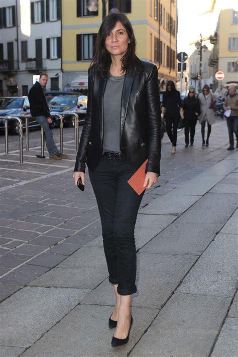 what haircut do woman wear in paris essential black pants