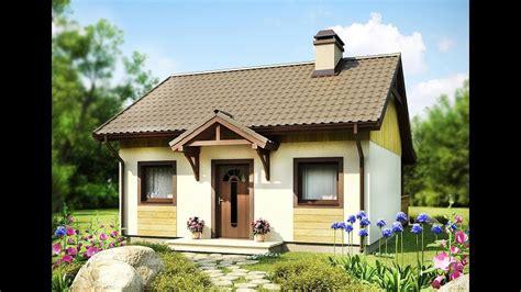 nice small house inexpensive   home plan