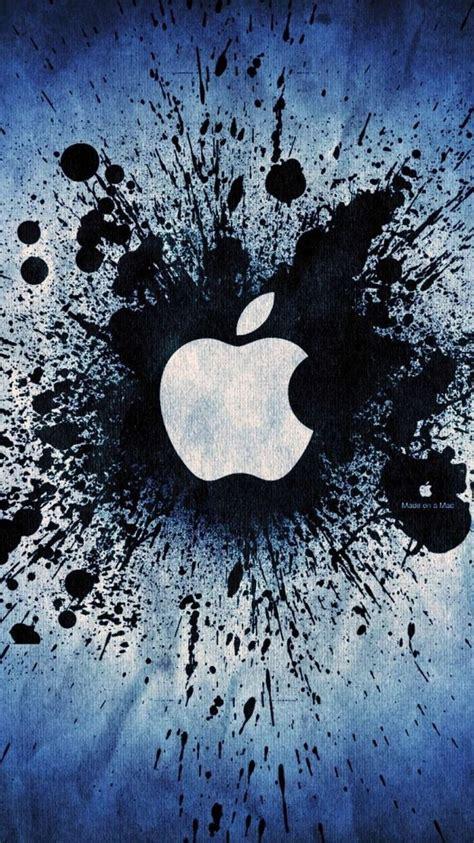 apple iphone  wallpaper hd  logos iphone