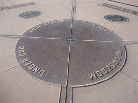 Four Corners american finder westward american road diary four
