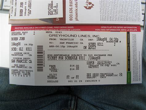 couch tickets greyhound bus ticket vacaville ca to san francisco a photo