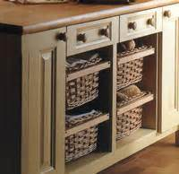 Kitchen Cabinets Baskets Kitchen Accessories Advice On What To Include Or Leave