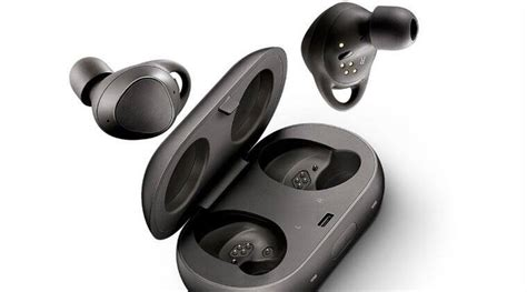 samsung gear iconx  wireless earbuds launched