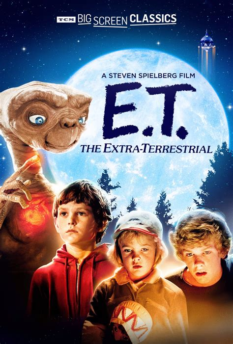film et e t the extra terrestrial remastered 35th anniversary