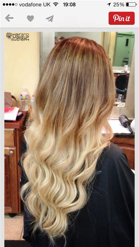 blonde bob dip dye blonde dip dye wedding idea my style pinterest