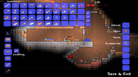 how to make a bed in terraria terraria e009 marvin s underground bed doesn t work