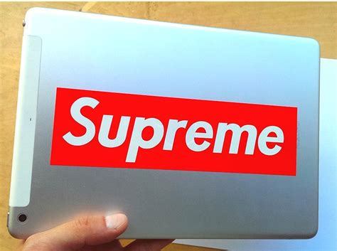 supreme stickers buy wholesale supreme sticker from china supreme
