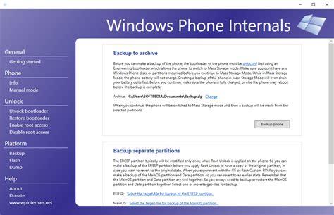 windows phone internals