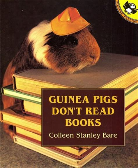 don t read this book books guinea pigs don t read books by colleen stanley bare