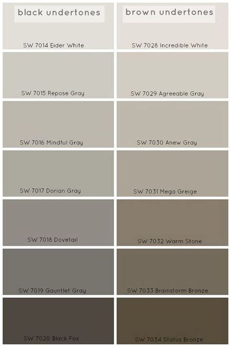 grey wall color best 25 gray brown paint ideas on brown paint