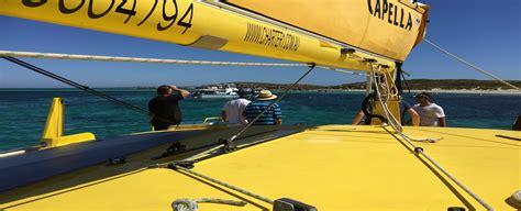 catamaran hire busselton capella boat charters perth sailing charters