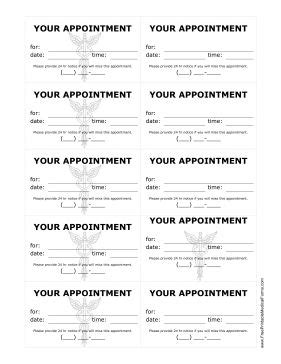 clinic appointment card template 42 best images about forms on a well