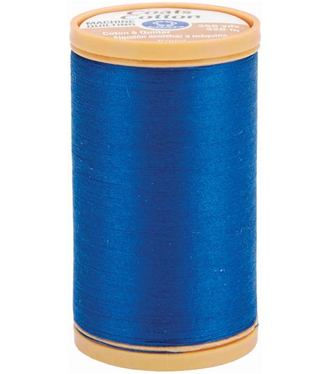 Coats Quilting Thread by Coats Clark Machine Quilting Cotton Thread 350yds Jo