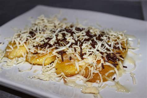 cara membuat roti bakar pisang 10 contoh menu makanan sederhana wajib untuk cafe anda