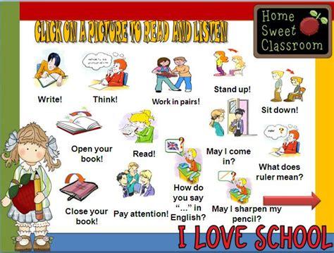 classroom language powerpoint presentation