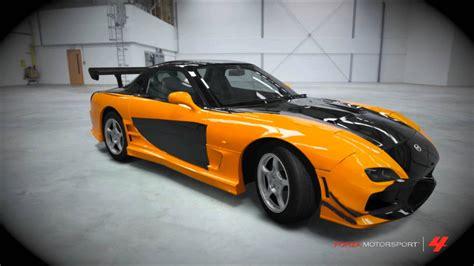 tokyo drift cars forza 4 tokyo drift cars youtube