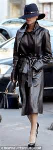 Beckham Zarini 625 Leather allo allo mrs beckham takes style tips from a sitcom daily mail