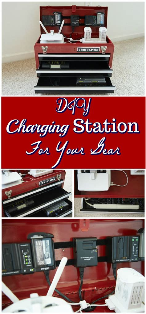 diy home charging station 25 cheap and easy diy charging station ideas diy home decor