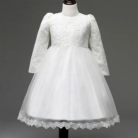 Sale Kid Dress Lace Hellen aliexpress buy sale lovely sleeve lace dress wedding bow