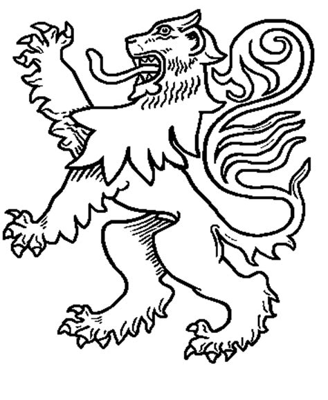 free heraldry clipart : image 2093 of 3151