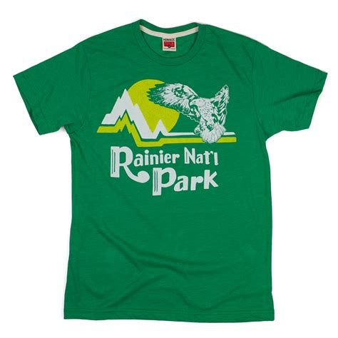 Tshirt National Geographic T Shirt T Shirt National Geographic homage x huckberry nat l park tees the awesomer