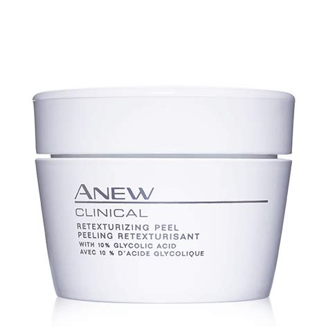 Anew Detox Reviews by Exfoliator Anew Clinical Skincare By Avon
