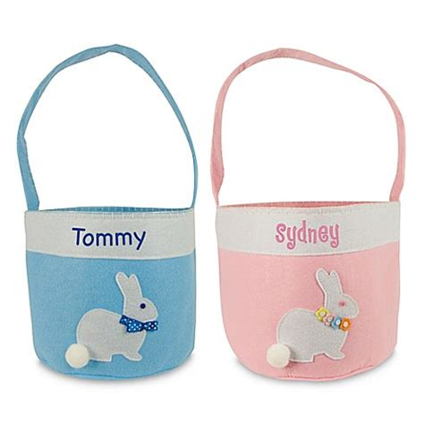 bed bath and beyond easter bunnies easter basket bed bath beyond