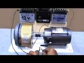 Electric Car Motor Generator Electric Motor Generator