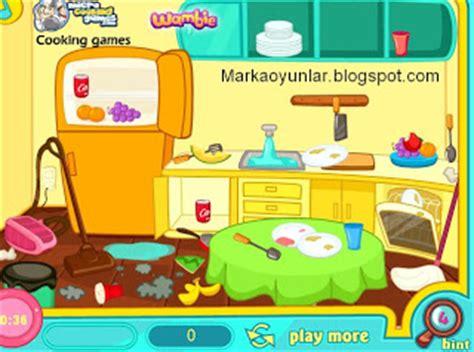 mutfak temizleme oyunu oyna marka oyunlar, kral oyunlar