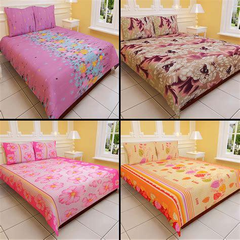 bedsheets buy bedsheets online at best prices in india buy luxury queen glamorous 4 double bedsheets 4bs2