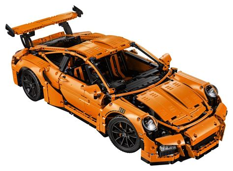 Lego 42056 Porsche 911 Gt3 Rs I Brick City