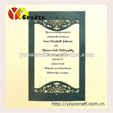 50pcs Cheap New Simple Wedding Favor Printable Invitation Card Tombstone Invitations Smart Designs Tombstone Unveiling Invitation Templates