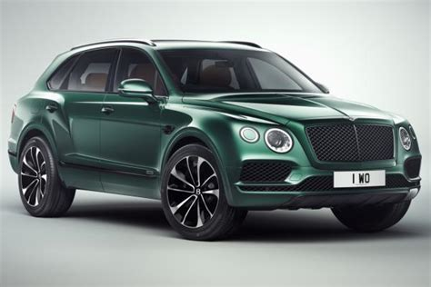 bentayga mulliner bentley bentayga goes all horsey with one special