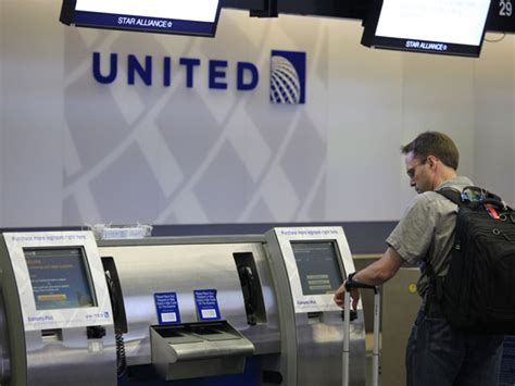 check in united airlines united suffers computer issues delays widespread