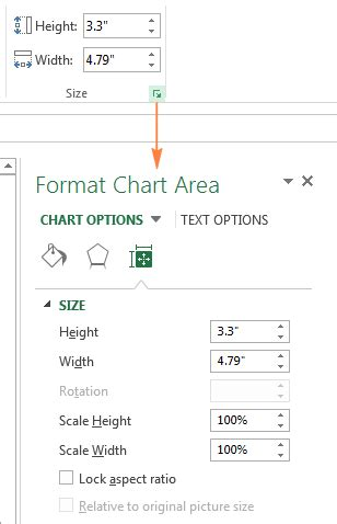 format chart area excel 2007 excel 2007 pie chart label resize change the format of