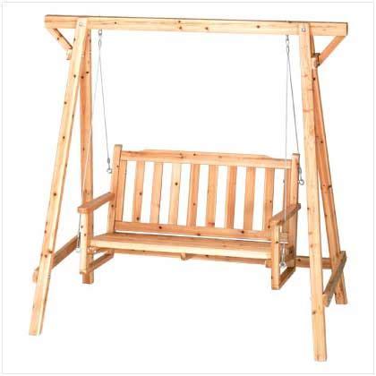 wooden swing chairs outdoor pine garden swing chair outdoor patio garden wood rustic bench porch furniture