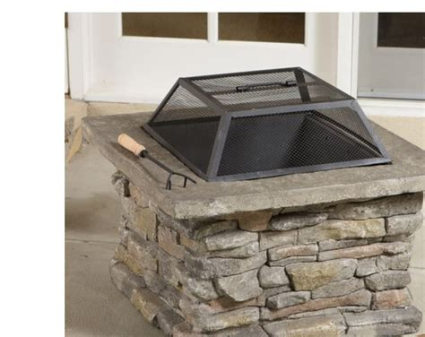 square pit screen replacement 17 best images about pits on outdoor