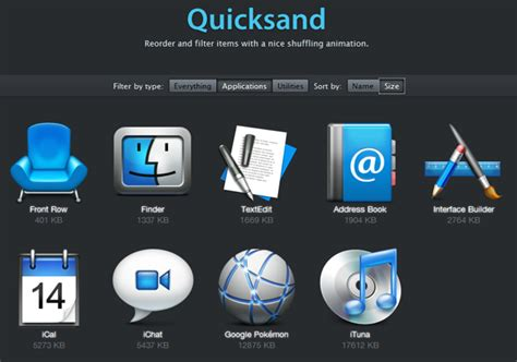 jquery quicksand tutorial 10 script jquery per r innovare un sito shambix