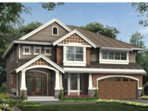 2 story craftsman house plans two story craftsman style