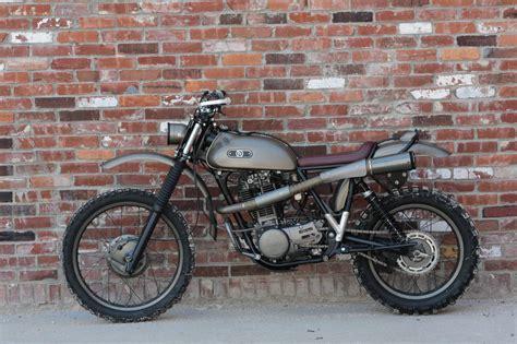 Motorrad Xt 500 by Yamaha Xt500 By H Garage
